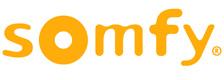 Somfy zonwering logo
