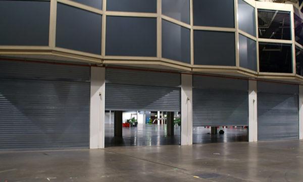 Zakelijke winkel/bedrijfspand afsluitingen