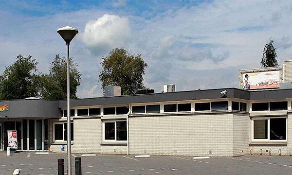 Zonwering Derks4sport Fitnesscentrum Wijchen